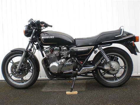 Ebay Suzuki Motorcycles by Ebay Suzuki Gs 650 Gt 1984 Lovely Condition Classic