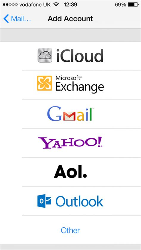iphone exchange how to connect an apple iphone to microsoft exchange in