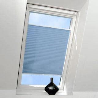 plissee rollo für dachfenster plissee passend f 252 r velux dachfenster kaufen sundiscount