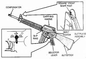 M16a2 5 56 Mm Rifle