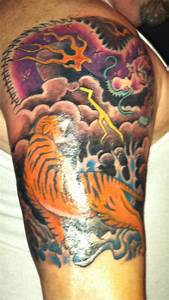 22 best images about Tattoo on Pinterest | Tiger tattoo ...