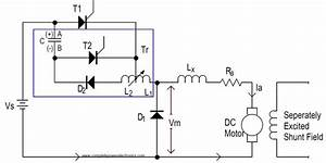 Free Wheeling Diode Working Principle