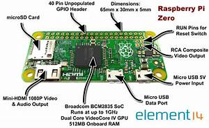 Pi Zero  A Full Raspberry Pi For Just  5