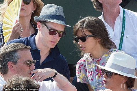 Actor Benedict Cumberbatch is engaged to Sophie Hunter ...