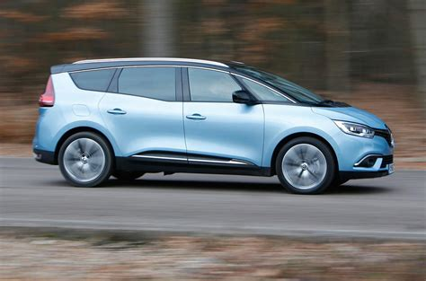renault grand scenic review  autocar