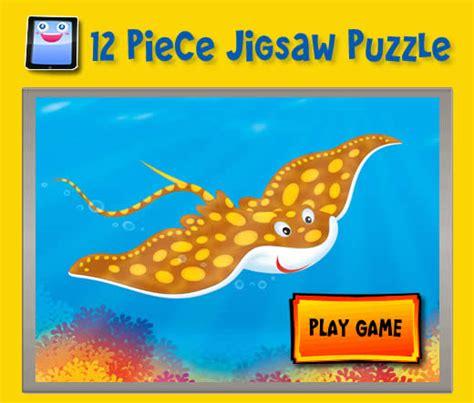 cartoon stingray jigsaw puzzles  ipad   tablets