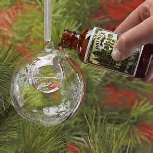 snowflake ornament essential diffuser the green