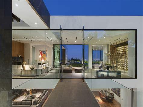 hollywood bedroom decor glass house interior design