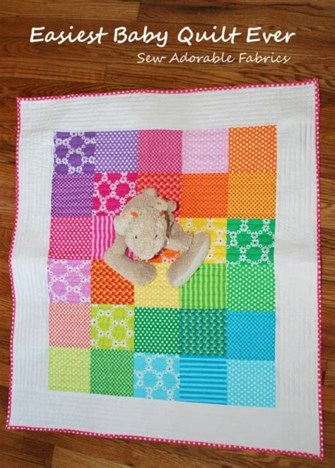 easy baby quilt patterns 40 easy quilt patterns for the newbie quilter