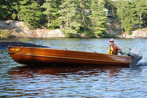 Peterborough Cedar Strip Boats For Sale by Cedar Strip Boat For Sale Port Carling Boats Antique