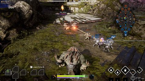 paragon  picturesque moba shooter  epic games