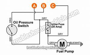 Wiring Diagram For 1987 Chevy Truck Fuel Pump