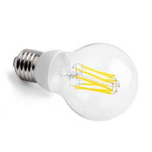 Luminous Lamp by Led Value Gluefadenlampe E27 7w 700lm 2700k 230v
