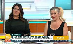 Piers Morgan accuses Cosmo of 'celebrating obesity' with ...