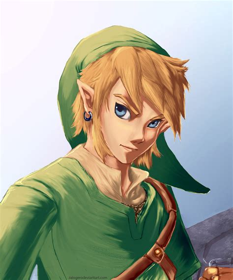 Link The Legend Of Zelda Fan Art 32116299 Fanpop