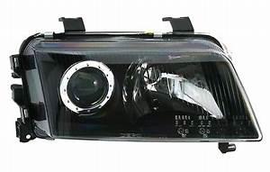 A4 B5 Scheinwerfer : scheinwerfer f r audi a4 b5 in schwarz ad tuning ~ Kayakingforconservation.com Haus und Dekorationen
