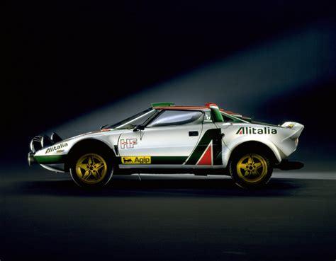 (1970 1982) Lancia Stratos  Darkcars Wallpapers