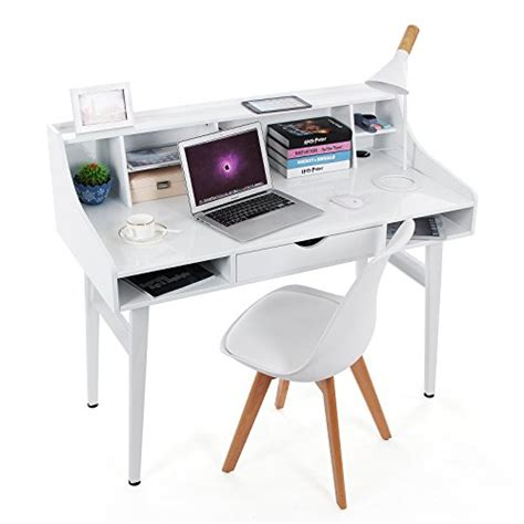 bureau maquillage songmics bureau informatique coiffeuse table de maquillage