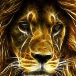 neonlion lion neon wallpaper keren