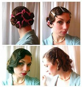 Easy Retro Hairstyles For Long Hair HairStyles