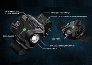Surefire Releases  500 Tactical Wristlight