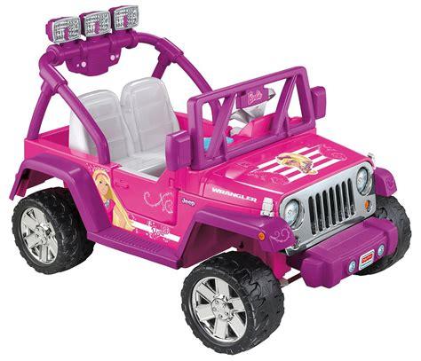 jeep barbie view larger