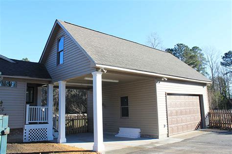 Add Garage Door To Carport by Addition Extension And Remodeling Contractor Serving