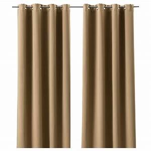 Ikea Double Rideaux : rideau store voilage ikea ~ Teatrodelosmanantiales.com Idées de Décoration