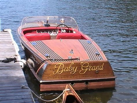 Names For Chris Craft Boats by Classic Antique Wooden Boats For Sale Port Carling Boats