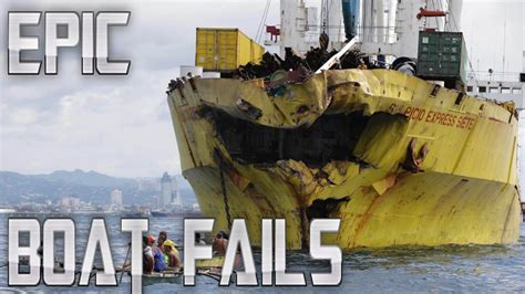 Big Boat Fails by Ultimate Big Boat Fails Compilation 2016 Winfail