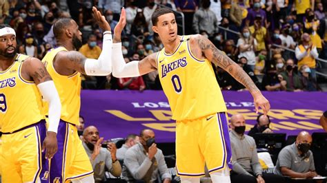 Lakers Scorch Suns 109-95 to Take 2-1 Series Lead – NBC ...