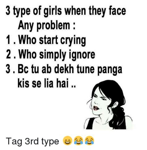 Types Of Meme Faces - 25 best memes about types of girls types of girls memes