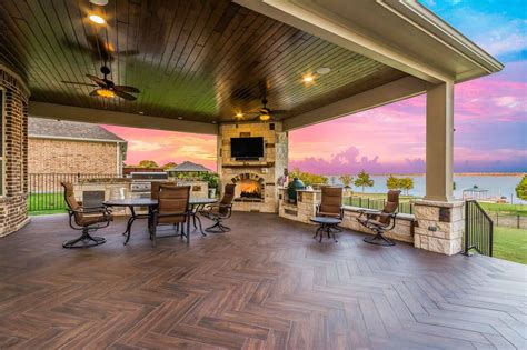 Texas Custom Patios