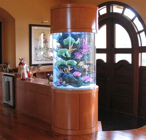 Home Aquarium Design Ideas by 25 Rooms With Stunning Aquariums Decoholic