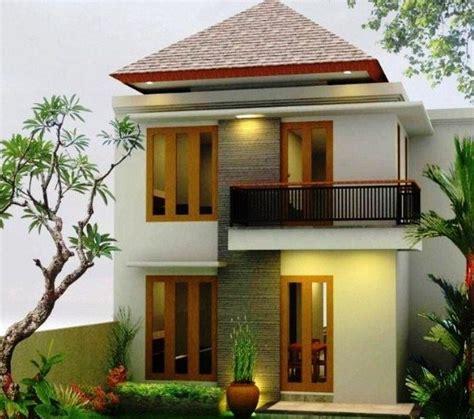 contoh rumah minimalis  lantai terbaik