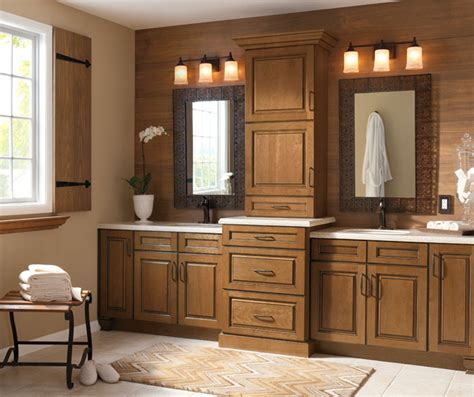 glazed cabinets out of style glazed cabinets in casual bathroom kitchen craft cabinetry