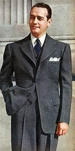 1940s Men's Fashion Clothing Styles