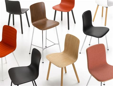 hal chair by jasper morrison oen