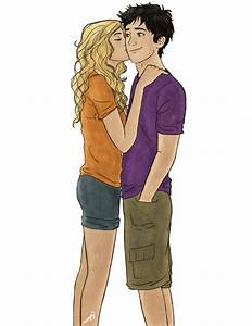 Couples of Percy Jackson Series images nothing's changed ...