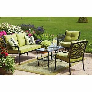 Better Homes And Gardens Hillcrest 4 Piece Patio