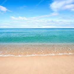 Sandy Beaches with Beautiful Blue Water