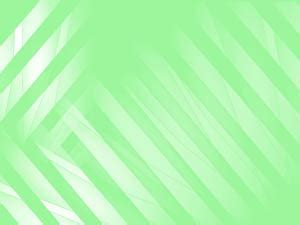 mint stripes powerpoint templates