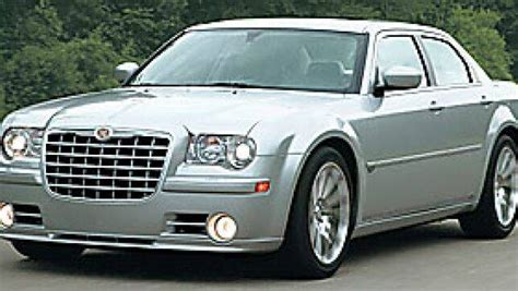 2006 Chrysler 300c Review by 2006 Chrysler 300c Crd Review Carsguide