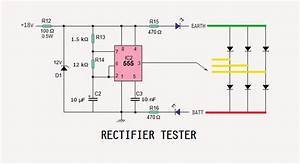 Motorcycle Regulator  Rectifier Tester