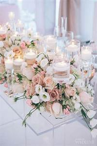 18, Elegant, Blush, Wedding, Centerpieces, For, Your, Big, Day