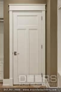 interior doors for home craftsman style custom interior paint grade wood door custom wood interior doors door from