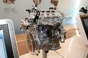 Gamma 1 6 T - Gdi Engine  1