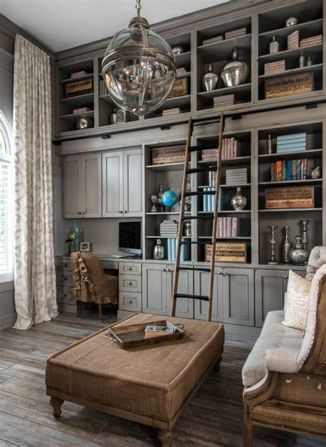 meuble bibliothèque avec bureau intégré fenrez com