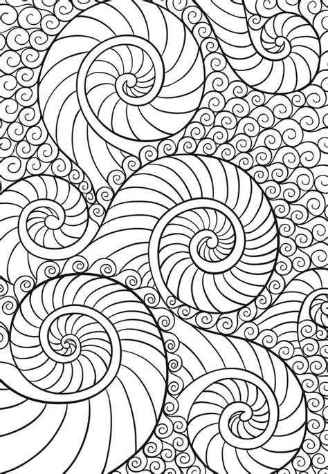 2431 best images about coloriages, zentangle & doodles on