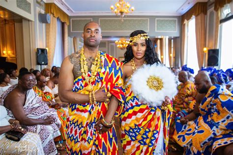 We Can t Get Over Louisa & Lloyd's Ghanaian Traditional